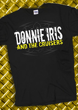 Donnie Iris and The Cruisers T-Shirt